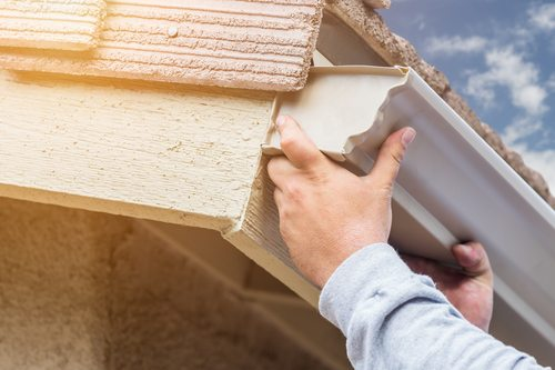 Seamless Gutter Systems In Pflugerville